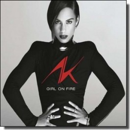 Girl On Fire [CD]
