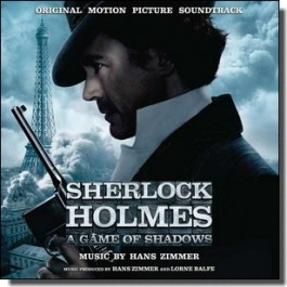 Sherlock Holmes: A Game of Shadows (OST) [CD]