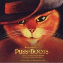 Puss in Boots [CD]