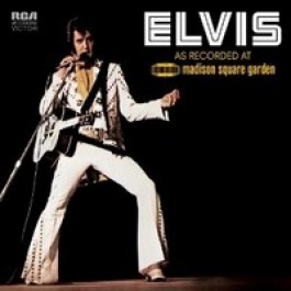 Elvis: As Recorded at Madison Square Garden 1972 [2CD]