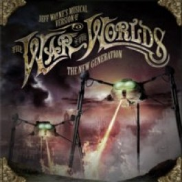 Musical Version of the War of the Worlds - The New Generation [2CD]