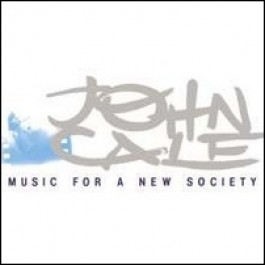 Music For A New Society [LP]