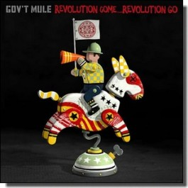 Revolution Come... Revolution Go [CD]