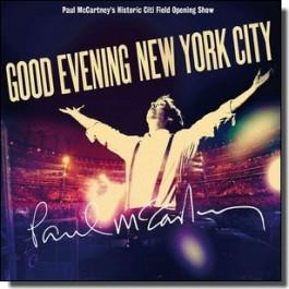 Good Evening New York City [2CD+DVD]