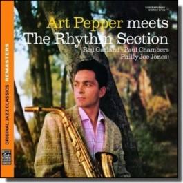 Meets The Rhythm Section [CD]