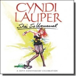 She's So Unusual: A 30th Anniversary Celebration [CD]