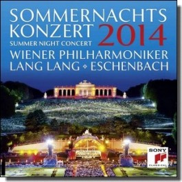 Sommernachtskonzert 2014 / Summer Night Concert 2014 [CD]