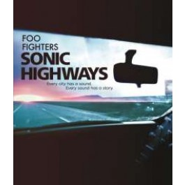 Sonic Highways [3Blu-ray]