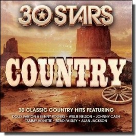 30 Stars: Country [2CD]