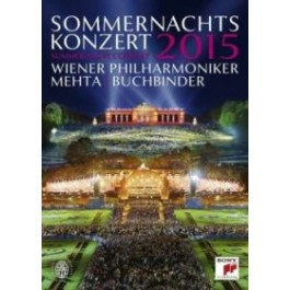 Sommernachtskonzert 2015 / Summer Night Concert 2015 [DVD]