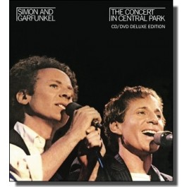 The Concert In Central Park 1981 [Deluxe Edition] [CD+DVD]