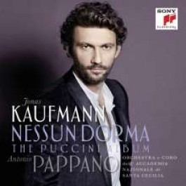 Nessun Dorma - The Puccini Album [Limited digipak] [CD+DVD]