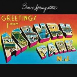 Greetings From Asbury Park, N.J. [CD]