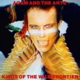 Kings of the Wild Frontier [LP]