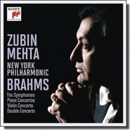 Zubin Mehta conducts Johannes Brahms [8CD]