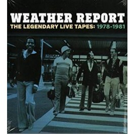 The Legendary Live Tapes 1978-1981 [4CD]