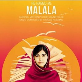 He Named Me Malala [CD]