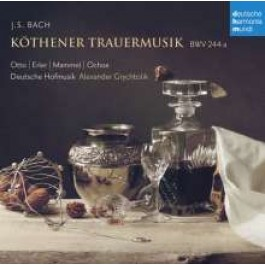Köthener Trauermusik BWV 244a [CD]