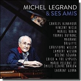 Michel Legrand & Ses Amis [CD]
