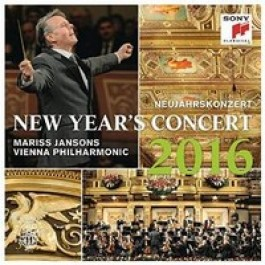 Neujahrskonzert / New Year's Concert 2016 [2CD]