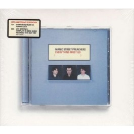 Everything Must Go 20 [2CD]