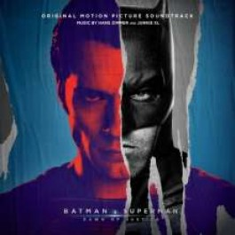 Batman v Superman: Dawn of Justice [Deluxe Edition] [2CD]