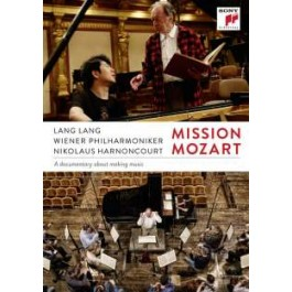 Mission Mozart [DVD]