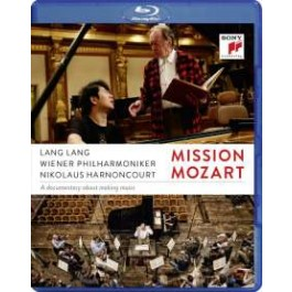 Mission Mozart [Blu-ray]