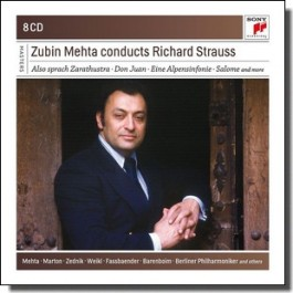 Zubin Mehta conducts Richard Strauss [8CD]