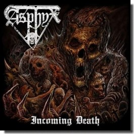 Incoming Death [CD]
