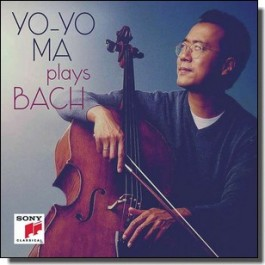 Yo-Yo Ma plays Bach [CD]