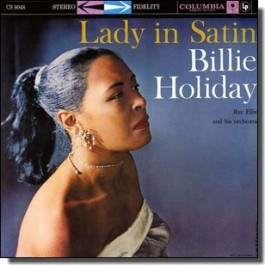 Lady In Satin [CD]