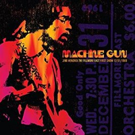 Machine Gun - The Fillmore East First Show 12/31/1969 [CD]