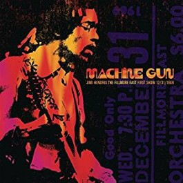 Machine Gun - The Fillmore East First Show 12/31/1969 [2LP]