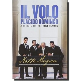 Notte Magica - A Tribute To The Three Tenors [DVD]