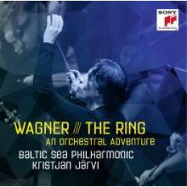 The Ring - An Orchestral Adventure [CD]