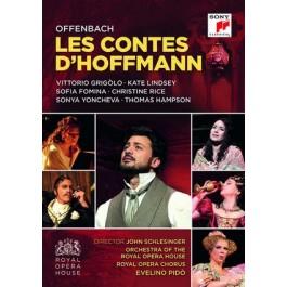 Les Contes D'Hoffmann [2DVD]