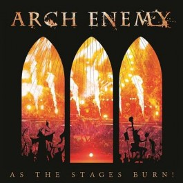 As The Stages Burn! [CD+DVD]