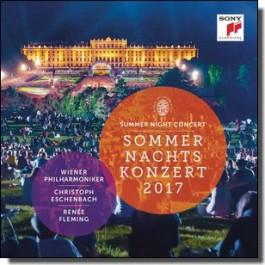Sommernachtskonzert Schönbrunn 2017 / Summer Night Concert Schönbrunn 2017 [CD]