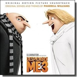 Despicable Me 3 [CD]