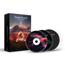 Live At Pompeii 2017 [Deluxe Box] [2CD+2Blu-ray]