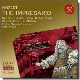 The Impresario [CD]
