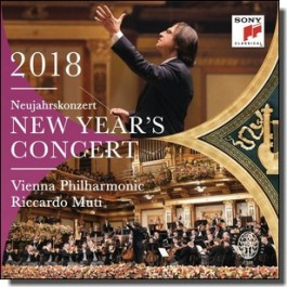 Neujahrskonzert / New Year's Concert 2018 [2CD]