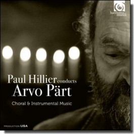 Paul Hillier conducts Arvo Pärt - Choral & Instrumental Music [3CD]