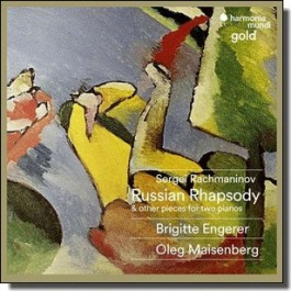 Russian Rhapsody & other pieces for two pianos [2CD]