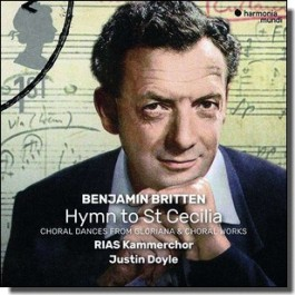 Hymn to St Cecilia [CD]