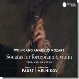 Sonatas for Fortepiano & Violin [CD]