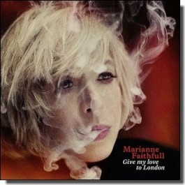 Give My Love To London [CD]