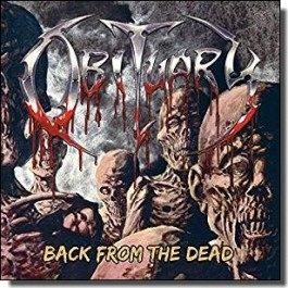 Back From the Dead [CD]