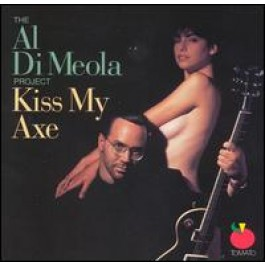 Kiss My Axe [CD]